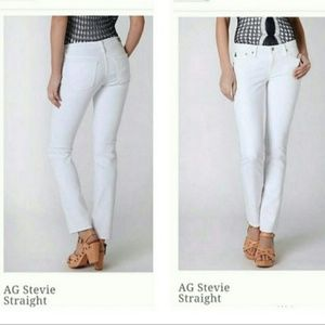 Ag Adriano Goldschmied |Stevie Straight Jeans 28